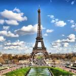 Paris by Mayeul Akpovi