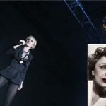 Patricia Kaas chante Piaf à Athènes
