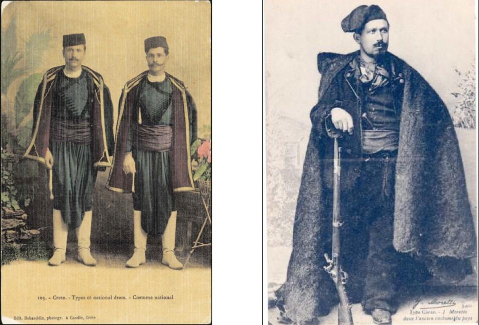 Crete - Corse