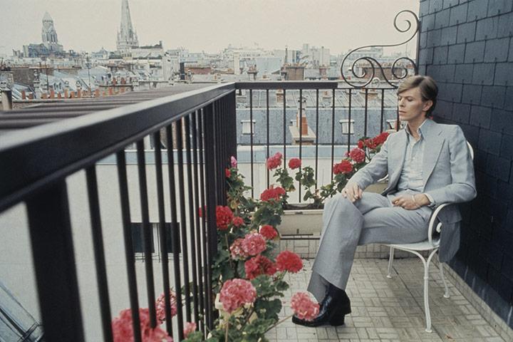 25 June 1977: In Paris Christian Simonpietri/Corbis