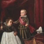Diégo Velázquez au Grand Palais à Paris