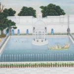 Mille et un jardins d' 0rient à Paris, à l Institut du Monde Arabe